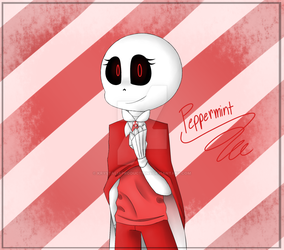 Peppermint! .:Gift:. by KrystaliaProductions