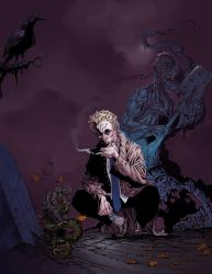 Hellblazer by cbiv85