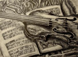 Violin by tooth-chocolate