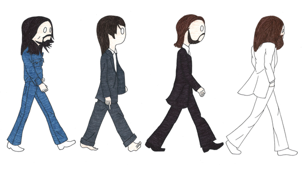 Abbey Road by heavy-metal-chick