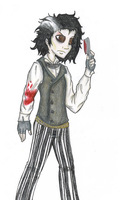 Sweeney Todd by BloodThirstyZompire