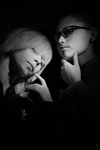Kyo and Toshiya - Uroboros by doctor-surgeon