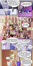 Sonic Heroes 2 - Sonic - page 57 by Missplayer30