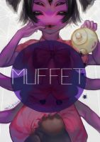 UT- Muffet by christon-clivef
