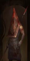 The Great Pyramid Head by horizer