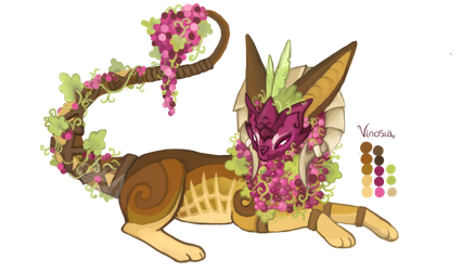 Vinosia Reference by foxthrones
