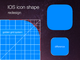 IOS icon Shape Redesign by AndreyRudenko