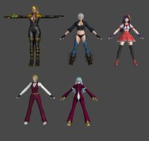 King Of Fighters 2 by roodedude