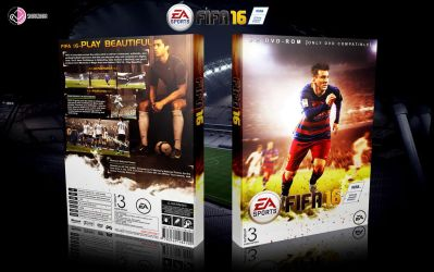 Fifa 16 - Cover by shirazihaa