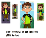 How to Cosplay as Ben Tennyson by Prentis-65