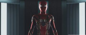 Spider-Man: Homecoming Iron Spider Suit (Hi-Fes) by Artlover67