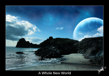 A Whole New World by Scarry