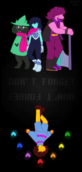 Don't Forget by DokGilda