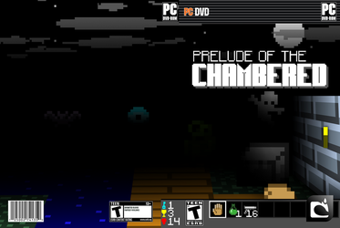 Prelude Of The Chambered Boxart by ChromeFusion44