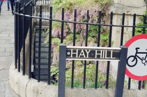 Bath: Hay Hill by neuroplasticcreative
