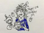 The Great 17th Birthday by Revenir-Ghoul
