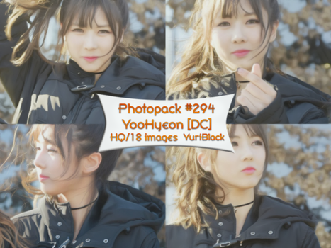 Photopack #294 - YooHyeon [Dreamcatcher] by YuriBlack