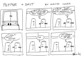Pepper and Salt - Issue 14 by theoldbean