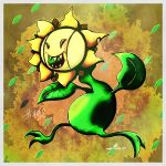 Pokemon of the Week - Sunflora by Noyle