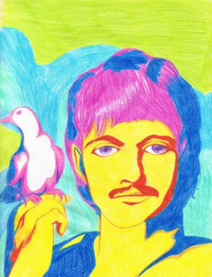 Ringo Starr by chaixing