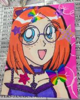 ACEO GIFT: Charmer Amethyst by Magical-Mama