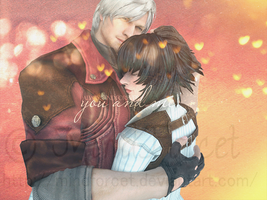 Dante And Lady by MindForcet
