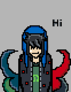My Pixel ID Without Lines by DeusAthanathos