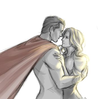 The world in his arms by annaoi