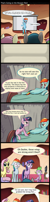 That's Going on the Blooper Reel by SubjectNumber2394