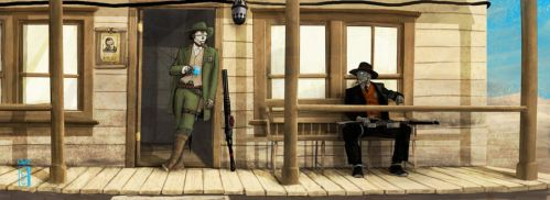 -- WestWorld -- by yvanquinet