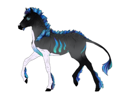 N3647 Padro Foal Design by casinuba