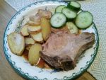 Meat and potatoes by EgonEagle
