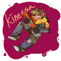 SD Kinessa! by winterout1