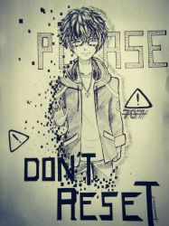 Please Don't Reset by Ariannedione11