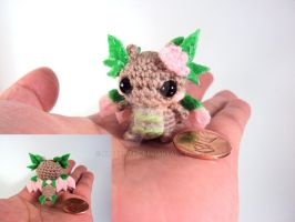 Dragon of Earth - The Lil Princess by altearithe