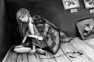 Trapped by LiberianGurrl