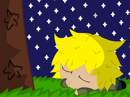 Good night Tweek by ScrewStudying