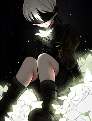 9S by elvirarawrr
