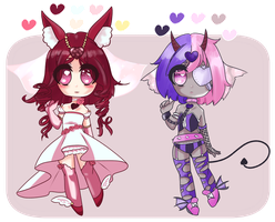 cupicos adoptable set price- closed by shimmering-jade