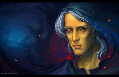 Raistlin by IrisErelar