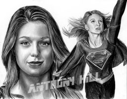 Supergirl by Wanted75