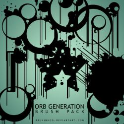 Orb Generation - Brush Pack by bruninhoo