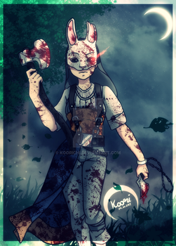 [Dead By Daylight] The Huntress by KooriChi