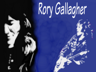 Rory Gallagher by Jez13