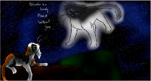 Starclan is a lonely place... by LindsayPrower