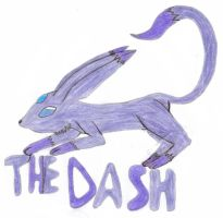 Old AT: The Dash by OneWingedDaemon