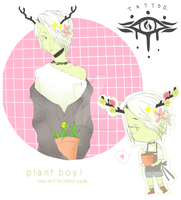EMERGENCY ADOPT: PLANT ONI AUCTION CLOSED by veronabeach95