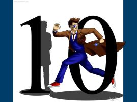 TENTH DOCTOR by ChikKV