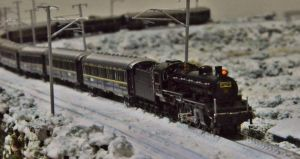 Pacific C53 hauled Orient Express by Furuhashi335
