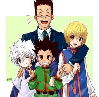 Hunter x Hunter by Nataly2